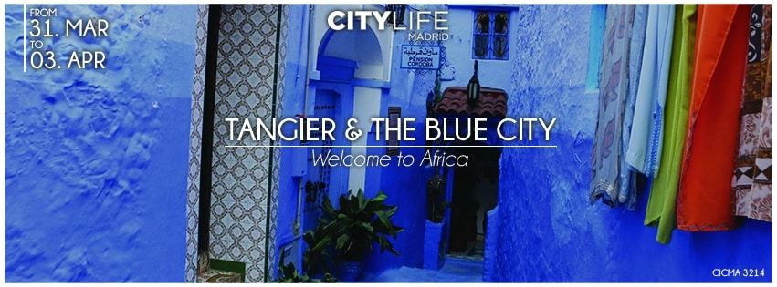 SOLD OUT: Tangier & The Blue City Chaouen – Welcome to Africa
