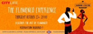 THE FLAMENCO EXPERIENCE 13.10.2016