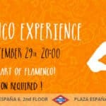 THE FLAMENCO EXPERIENCE 29.09.2016