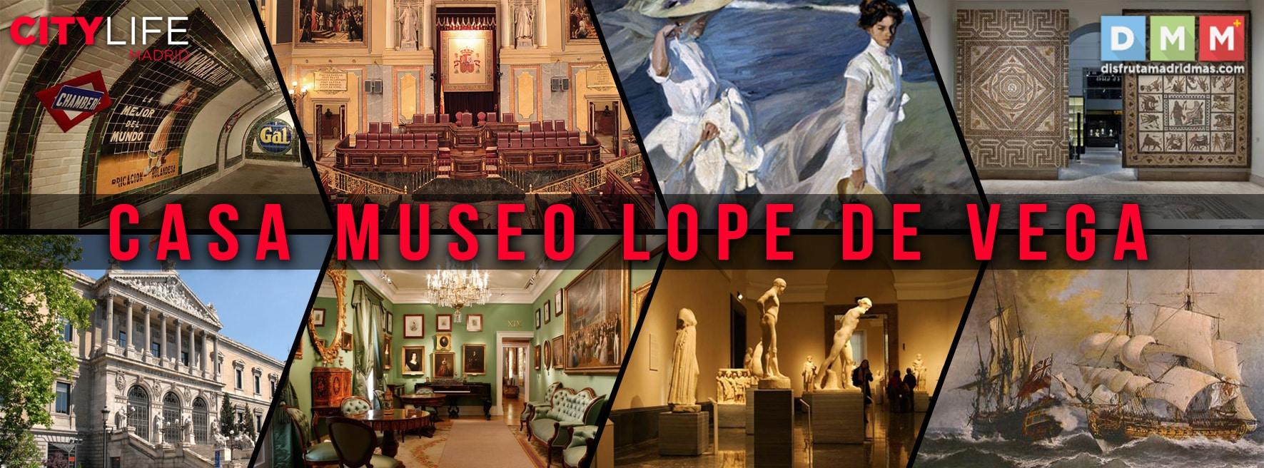 FREE TOUR: CASA MUSEO LOPE DE VEGA!