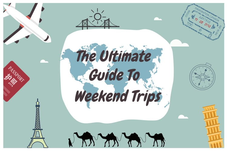 The Ultimate Guide to Weekend Trips Around Europe! | Citylife Madrid