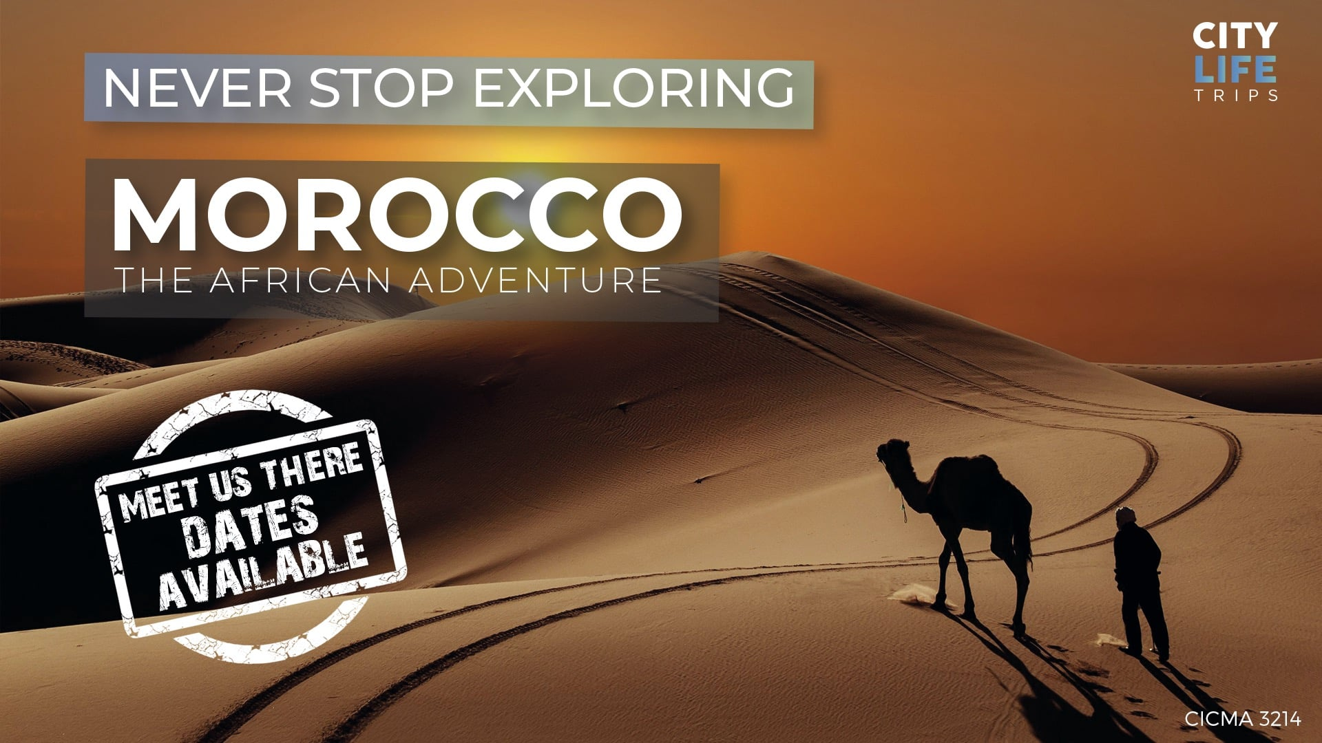 Morocco - The African Adventure #3