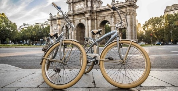 Renting Bikes, Scooters, Segways & More in Madrid ...