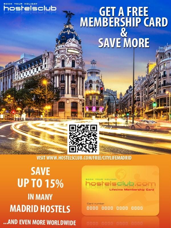 los mejores hoteles en madrid: