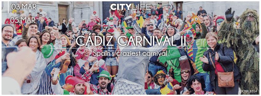 Cádiz Carnival II – Spain's craziest carnival