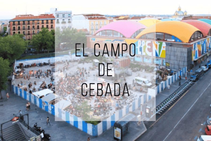 Design El Madrid   El Campo De Cebada In Madrid Citylife Madrid