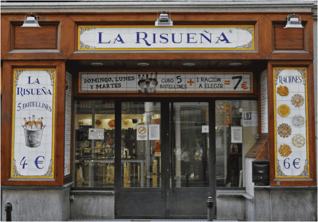 Cheap Student Bars in Madrid's City Centre