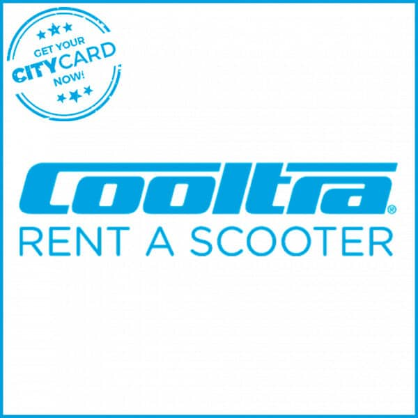"<span style=""color:red;"">Save 20% </span><br />Cooltra: Scooter Rental in Madrid & Spain!"