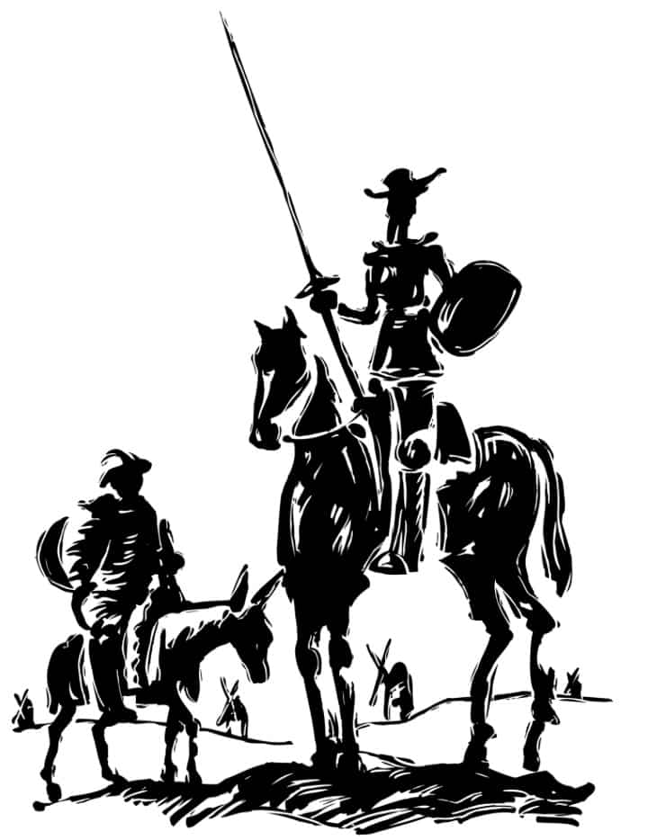an overview of the medieval period and the novel don quixote by miguel de cervantes The cambridge history of spanish literature  noche oscura miguel de cervantes don  here regarding the medieval period are necessarily applicable.