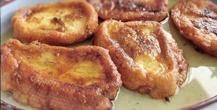 easterfood torrijas
