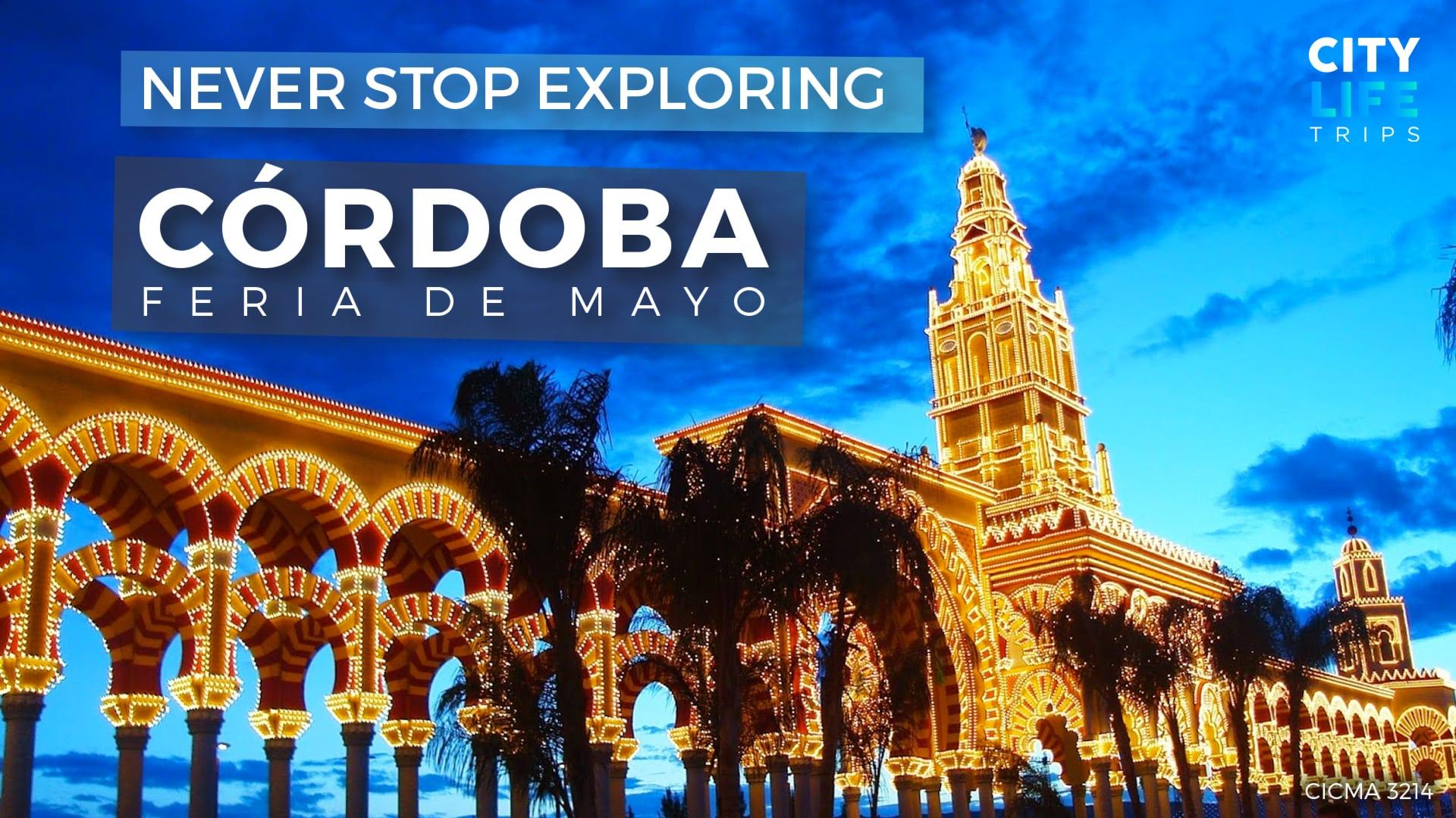Córdoba - Feria de Mayo