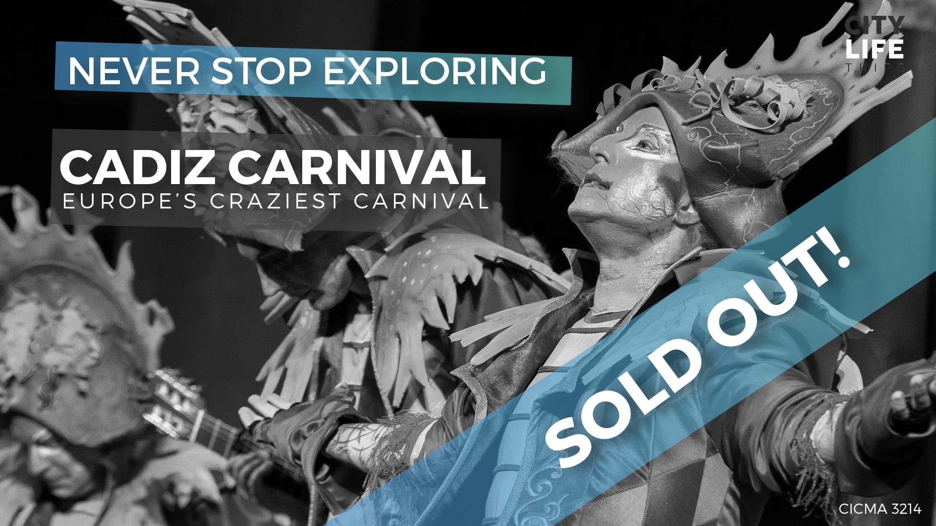 Cádiz Carnival #2 – Spain's Craziest Carnival