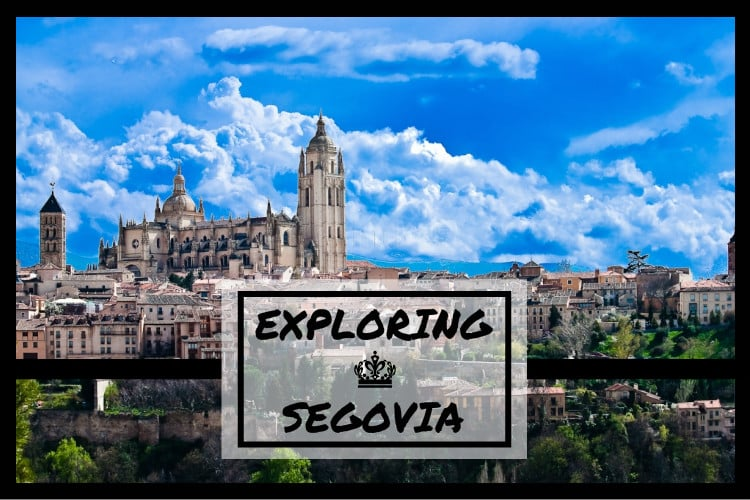 exploring segovia cover