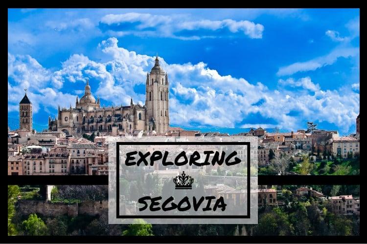exploring segovia cover