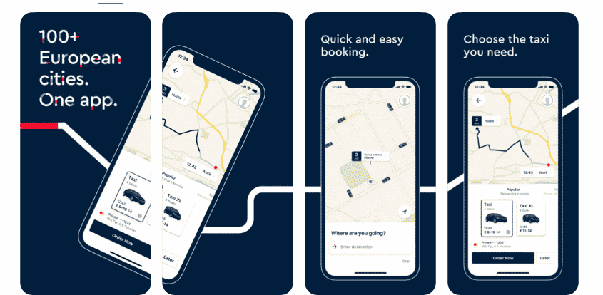 Free Now Madrid - Enjoy a 5€ off your first ride! - Citylife