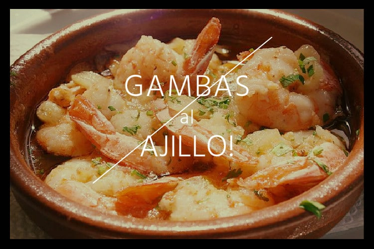 The Spanish Kitchen Gambas Al Ajillo Citylife Madrid