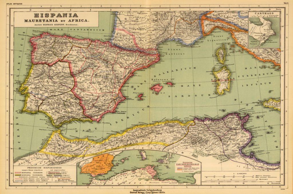 hispania-map