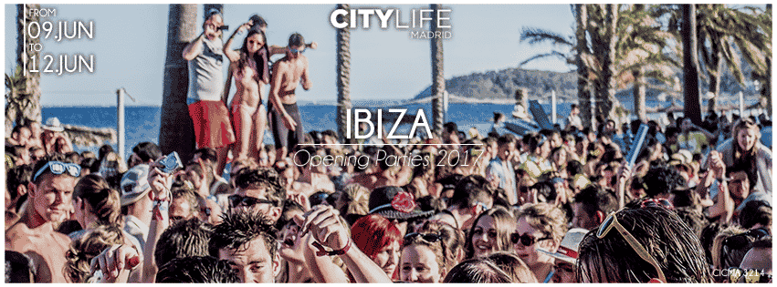Ibiza – Opening Parties 2017 (Meet us there)