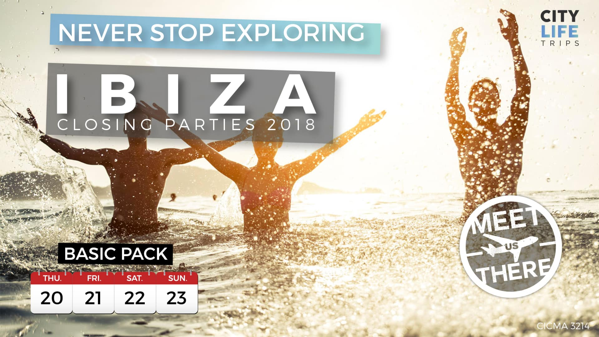 Ibiza – Closing Parties 2018 (Meet us there) TEST