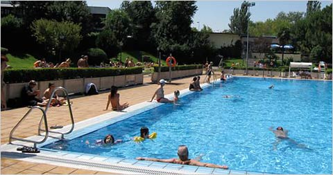 7 Public Recreational Pools In Madrid Justina M Grant