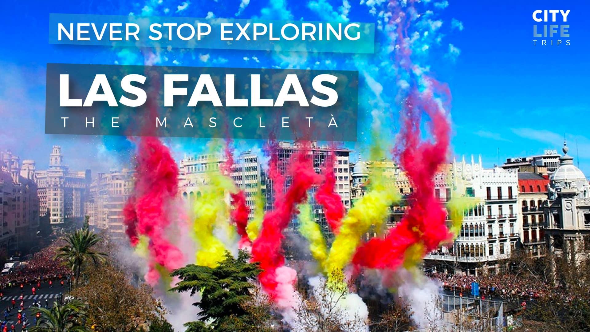 Las Fallas #1 – The Mascletá at the Fallas Festival