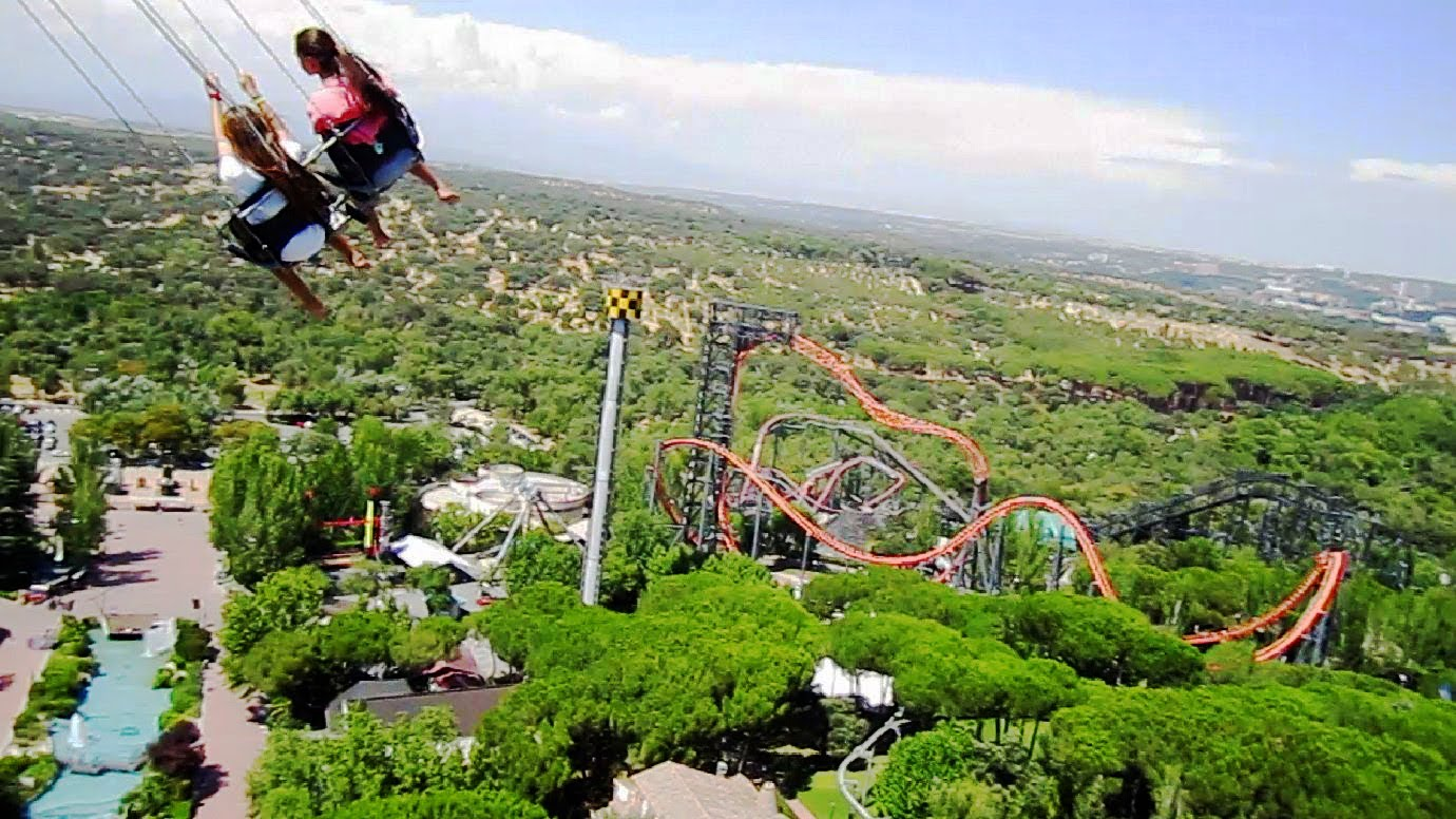 Get your fun on at 6 theme parks near madrid citylife for Parques de madrid espana