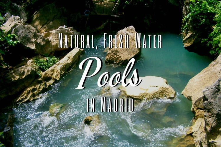 Natural Fresh Water Pools In The Madrid Region Citylife Madrid