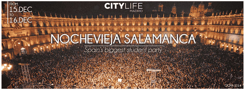 SOLD OUT: NOCHEVIEJA SALAMANCA - Spain's biggest student party