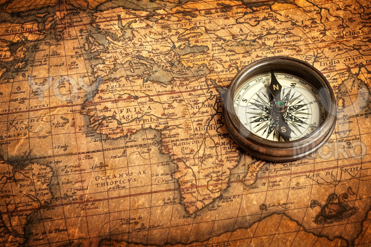 old-vintage-compass-on-ancient-map-bc-hd-wallpaper-78319