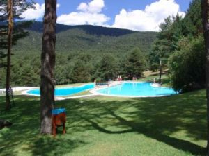 The best pools in madrid for Piscinas naturales de cercedilla