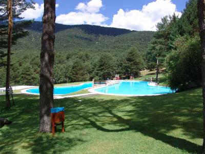 The best pools in madrid for Hoteles cerca de piscinas naturales