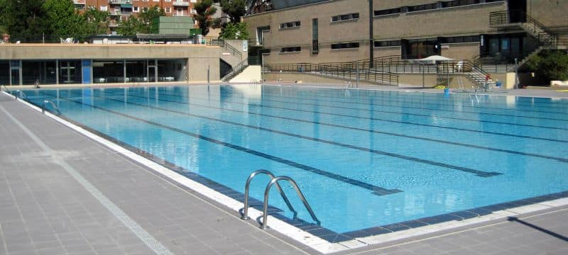 7 Public Recreational Pools In Madrid Citylife Madrid
