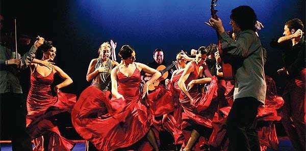 romance - flamenco