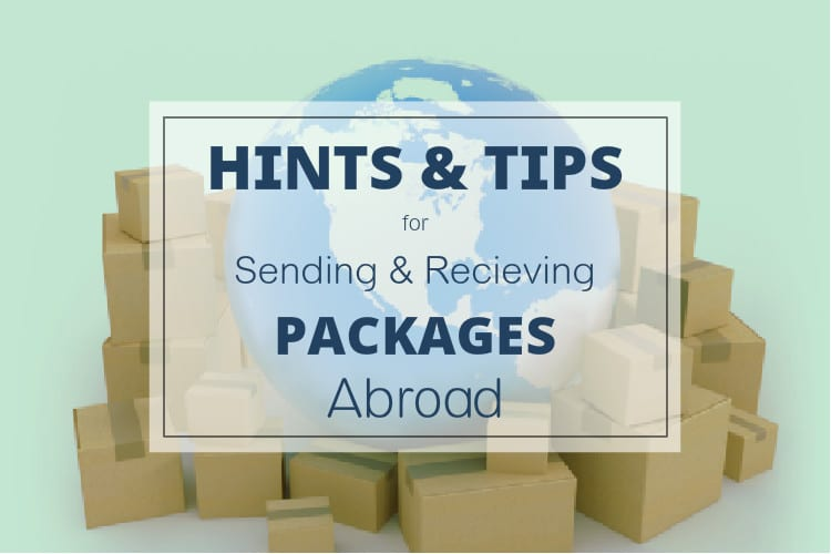 Sending and receiving packages - Hints & Tips! - Citylife Madrid