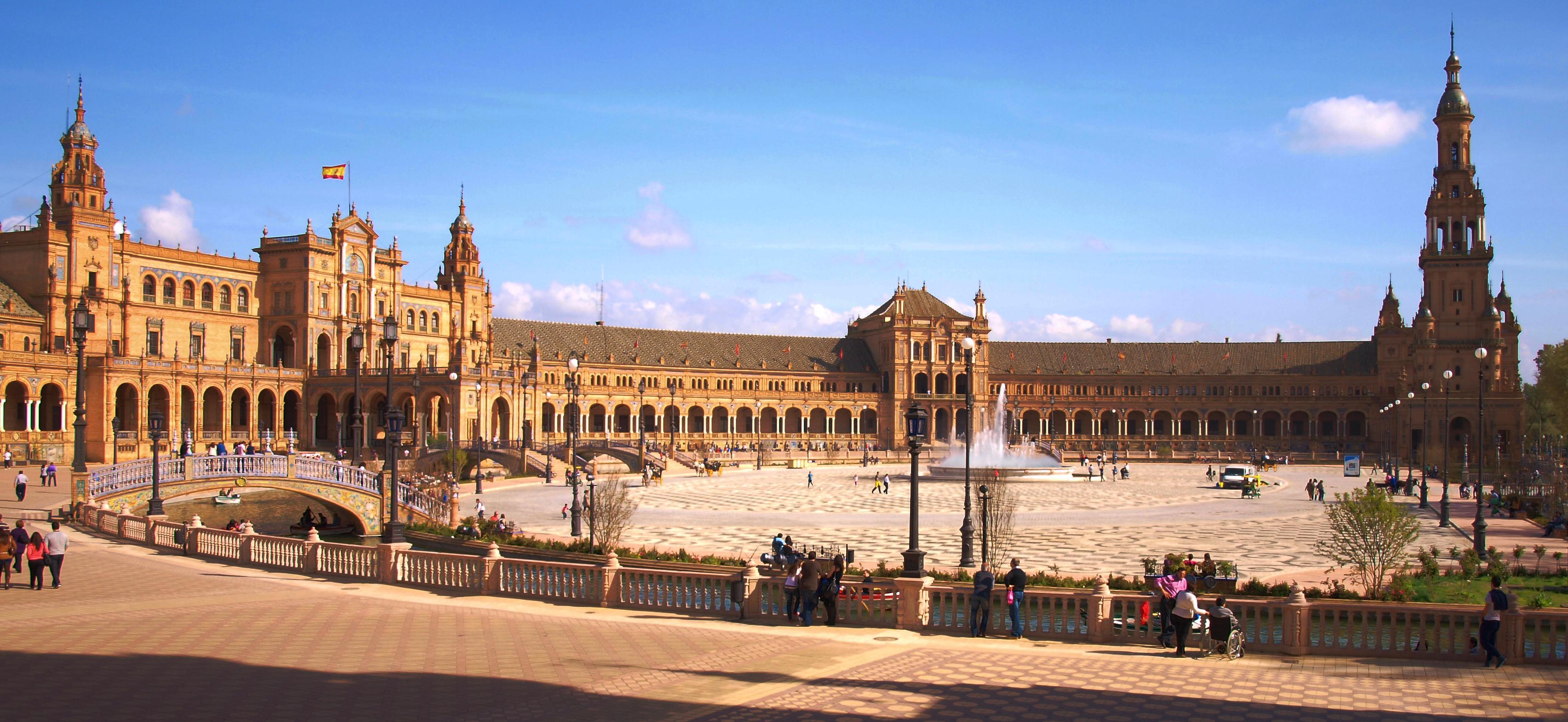 Exploring Sevilla