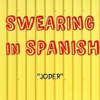 swearing joder